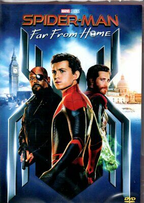 SPIDERMAN FAR FROM HOME DVD marvel