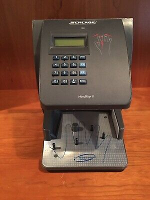 Schlage HK-II HandKey II Recognition Systems Biometric Reader-Used