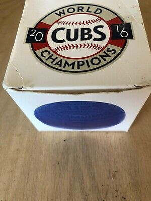 Chicago Cubs - Jim Beam Ice Mold 2017 Wrigley Field Giveaway