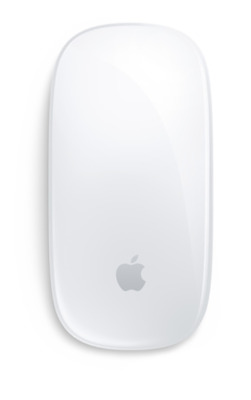 Apple Magic Mouse 2 (Model A1657) Wireless Bluetooth Mouse- Rechargeable