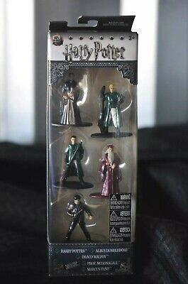 Nano Metalfigs Harry Potter Box 5 Pack figurines figures