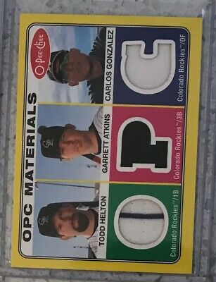 PS-23 2009 O-Pee-Chee Materials Travis Hafner Victor Martinez Jake Westbrook