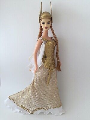 Princess of the Vikings™ Barbie® Doll & Clothes - De-Boxed - A354