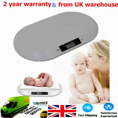 10G Electronic Digital Baby Infant Pet Bathroom Weighing Scale New 20KGS//44LBS