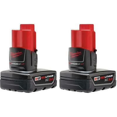 M12 REDLITHIUM™ XC Battery Two Pack 48-11-2412