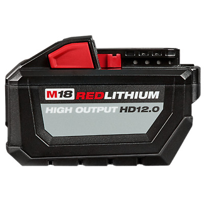 M18 REDLITHIUM™ HIGH OUTPUT™ HD12.0 Battery Pack 48-11-1812