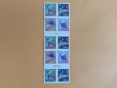 USPS Forever Stamps A Flag for All Seasons Sheet of 10