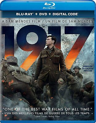 1917 ( Blu-ray/DVD/Digital ) w/ Slipcover