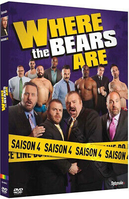 Where the Bears Are - Series 4 NEW PAL Cult DVD  Rick Copp