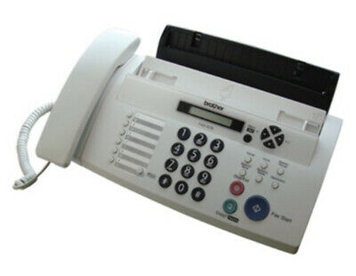 Brother Fax-878 Thrml Trnsfr Fax,Upto 20Pg Memory,10Pg Adf,Duet&Caller Id