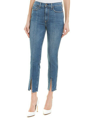 Alice + Olivia Good High-Rise Skinny Leg Women's  24
