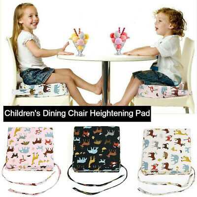 Kids Toddler High Chair Seat Pad Protect Safe Booster Dining Cushion Adjustable