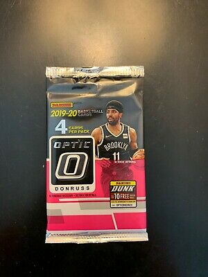 2019-20 Panini Donruss Optic NBA Basketball AUTO AUTOGRAPH Hot Pack