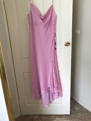 Monica Black Label Ladies Formal Long Dress Size 14