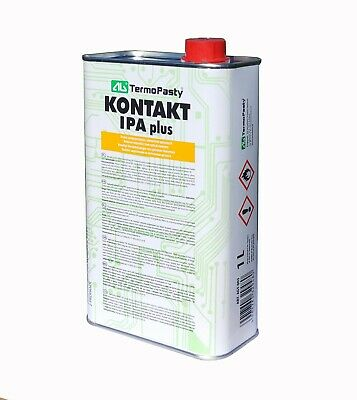 1 Litre | Ipa 99.9% Pure | Alcool Isopropylique / Isopropanol | 1L / 1000Ml Ce