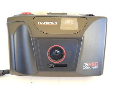 **1980`s HANIMEX 35 HSC 35mm VIEWFINDER FILM CAMERA IN VERY GOOD CONDITION**