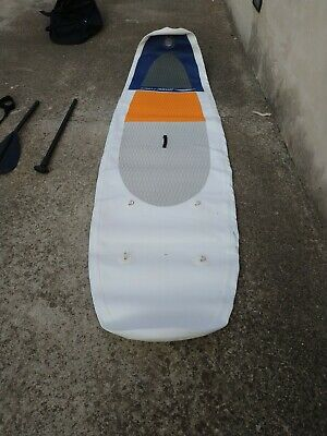 Sup gonfiabile tavola surf con pagaia High Wave Bestway