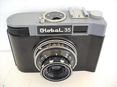 **1960`s GLOBAL 35 (SMENA 8)  35mm VIEWFINDER FILM CAMERA IN MINT CONDITION**