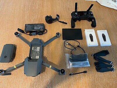 DJI Mavic Pro 4k Drone Quadcopter With 2 YEARS WARRANTY