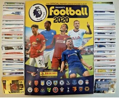 panini premier league 2019 2020 30p Each 1000's To Coose From