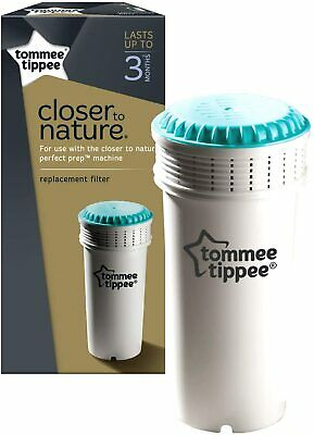 60TOMMEE TIPPEE Perfect Prep Replacement Filter, White...