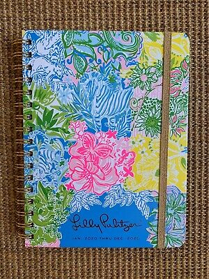 Lilly Pulitzer Agenda Planner January- Dec 2020 NWT