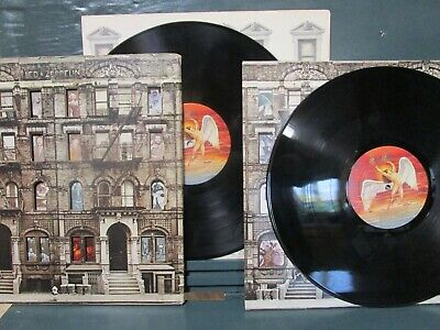 "LED ZEPPELIN ""Physical Graffiti""  1975  2 Vinyl Lp's"