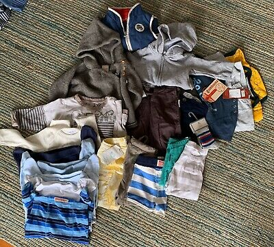 Baby Clothes Bulk Lot 00 3-6 Months Pure Baby Country Road