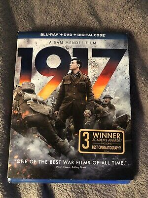 1917 Blu-Ray Dvd Digital Sam Mendes