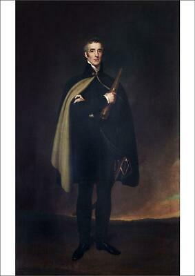 A1 (84x59cm) Poster of Gambardella - The Duke of Wellington N070504 from