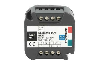 CL9912 Dalcnet Led Dimmer Con Smartphone Tramite Bluetooth e Pulsante N.O. DLB12
