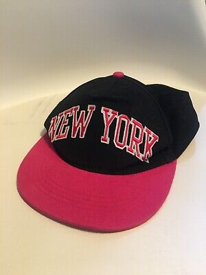 Unbranded girls New York snap back baseball cap