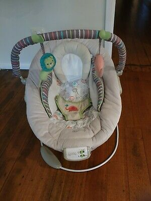 Bright Starts Comfort and Harmony Musical Baby Bouncer