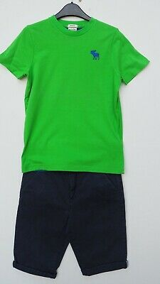 Fab Bundle of ABERCROMBIE & FITCH T-Shirt & JASPER CONRAN Shorts age 13 yrs