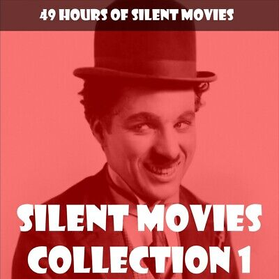 The Silent Movie Collection 1 🎬 49 Hours Of Classic Silent Movies 📽️