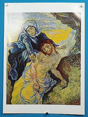 Pieta by Eugene Delacroix by Vincent Van Gogh Giclee Print Repro on Canvas