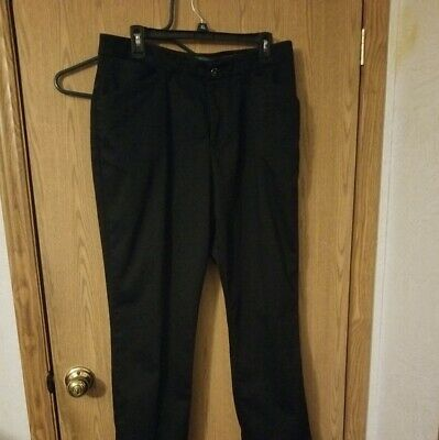 Womens Lee Total Freedom Pants Black Size 14T Long
