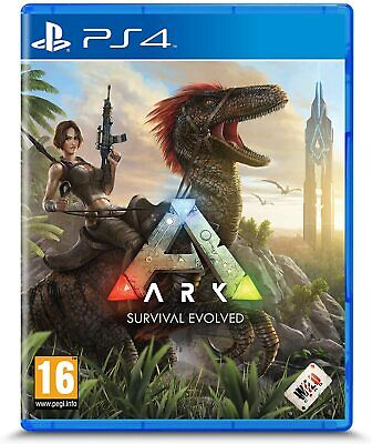 Ark Survival Evolved PS4 Playstation 4 NEUWARE OVP