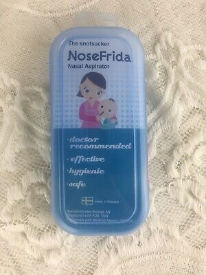 FridaBaby Nasal Aspirator NoseFrida the Snotsucker Health & Baby Care NEW