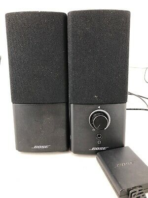 Bose Companion 2 Series III Computer Speakers