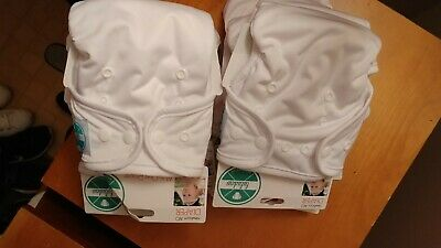 Newborn All In Ones Cloth Diapers