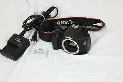 Canon EOS Rebel T2i 18.0 MP Digital SLR Camera (Body Only)