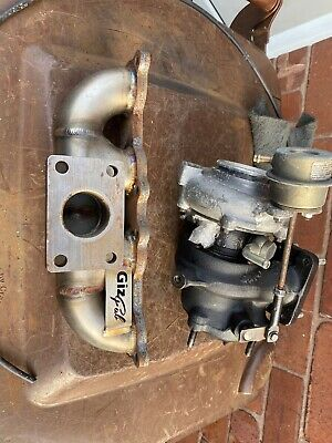 Micra K11 Gizfab Turbo Kit