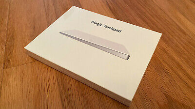 APPLE MAGIC TRACKPAD 2 MJ2R2LL/A SILVER NEW MJ2R2LL/A (White)  A1535