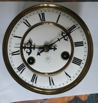 Antique Vienna Wall clock Movement