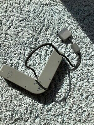 OFFICIAL Sony PlayStation One (PS1, PS2) MultiTap Multiplayer Adapter