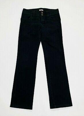 Max and co denim jeans donna usato W28 tg 42 gamba dritta straight used T5303