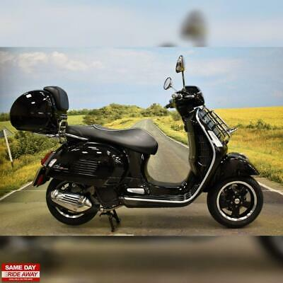 **Piaggio Vespa GTS 125 Super ABS 2018 - Only 346 Miles, Just Serviced **