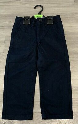 Dark Navy Blue GAP Chino trousers Age 3 toddler boy