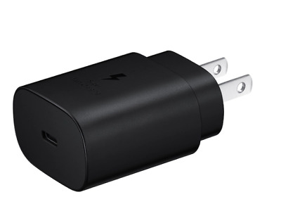 Original Samsung Super Fast Charger 25W Type C Wall adapter-NEW